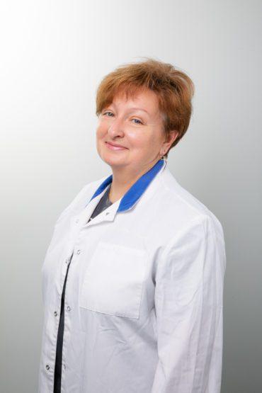 Алимова Елена Юрьевна