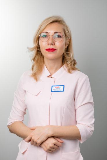 Аврамиди Дарья Александровна