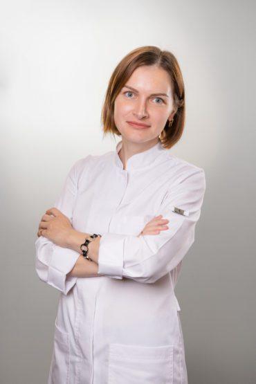Баева Евгения Александровна