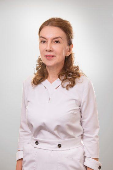 Борисовская Жанна Эдуардовна