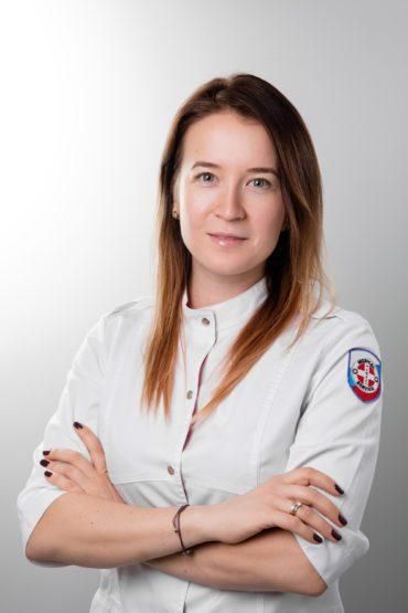 Чекменёва Светлана Алексеевна