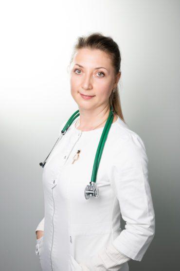 Горковенко Оксана Валерьевна