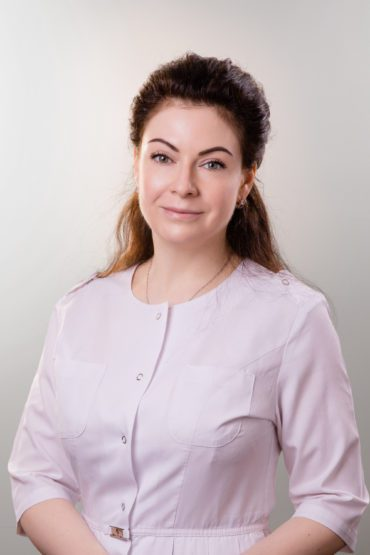 Гуржий Дина Юрьевна