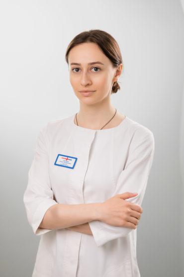 Хаблиева Елена Альбертовна
