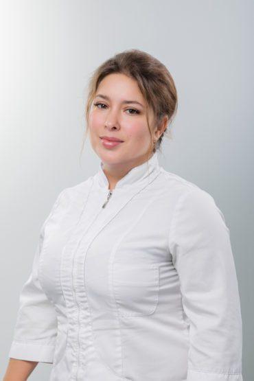 Крылова Христина Васильевна