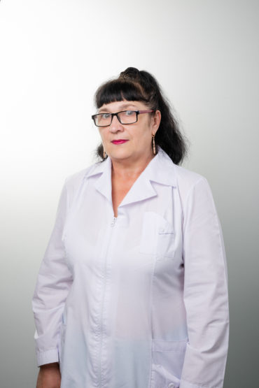 Полякова Вера Николаевна