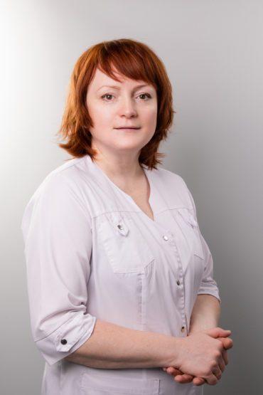 Полянская Оксана Валерьевна