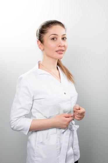 Саламова Зарина Таймуразовна