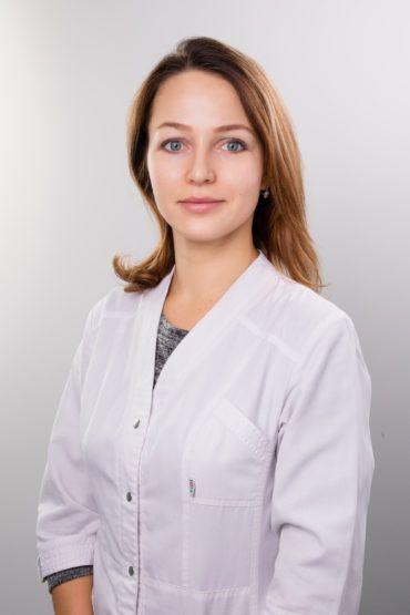 Симонова Анна Юрьевна