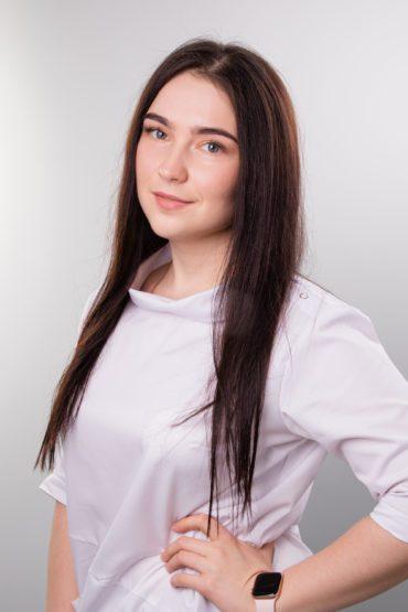Ускова Дарья Сергеевна