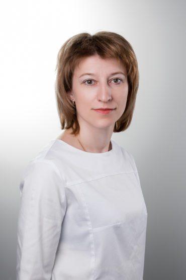 Уварова Тамара Владимировна