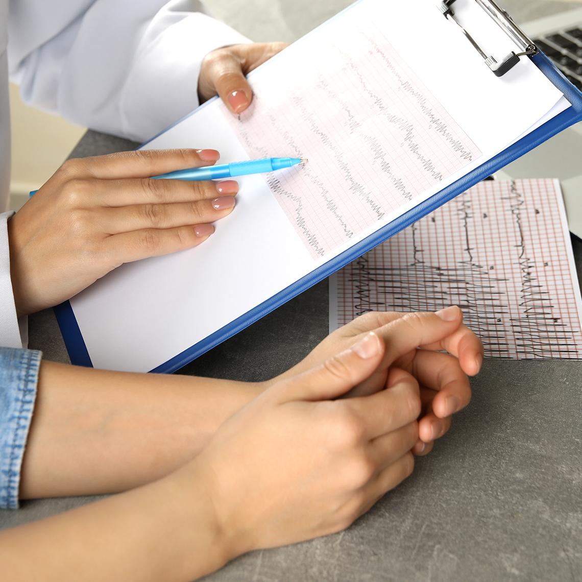 CHECK-UP № 9 «Кардиологическое обследование. Расширенный»