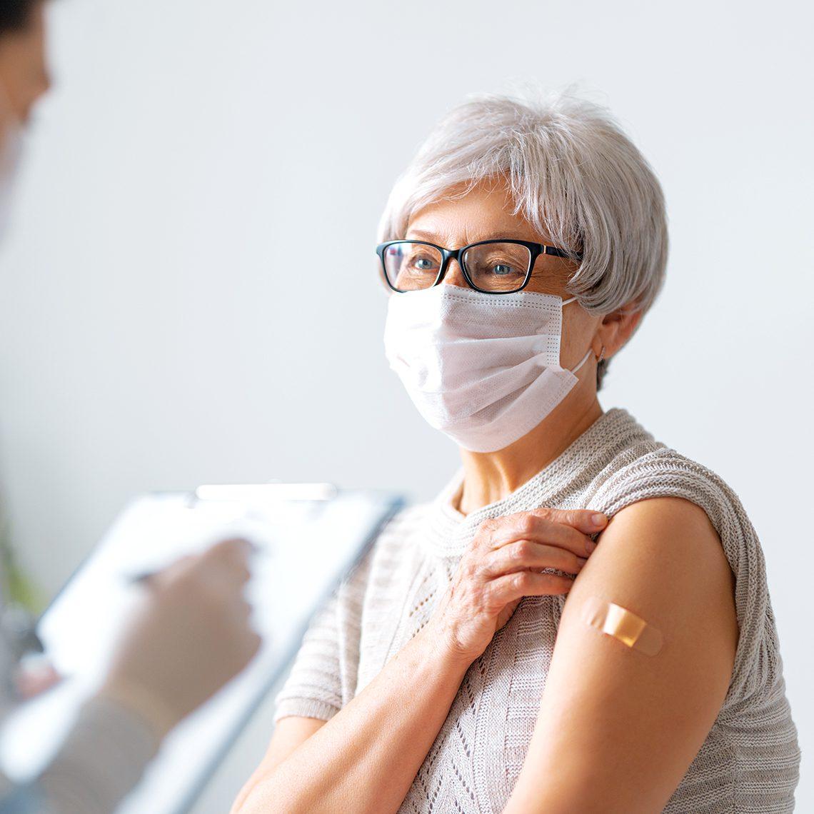 Комплексное обследование перед вакцинацией от COVID-19