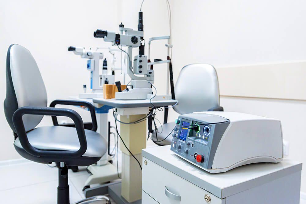 10 сеансов аппаратного лечения для глаз