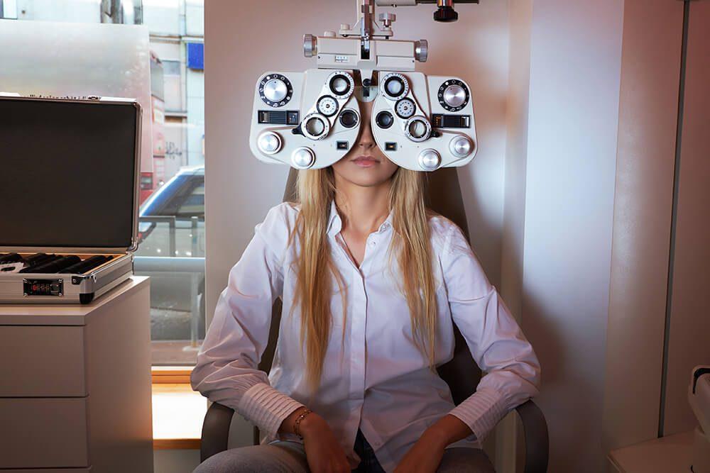 Комплексное обследование при глаукоме