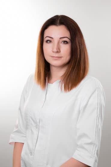 Аксенова Инна Энверовна