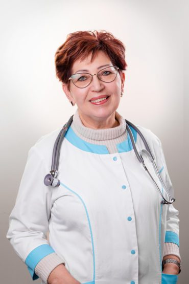 Маркова Нина Васильевна