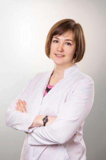 Персианинова Анастасия Михайловна